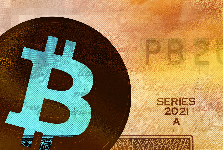 $100 Bitcoin